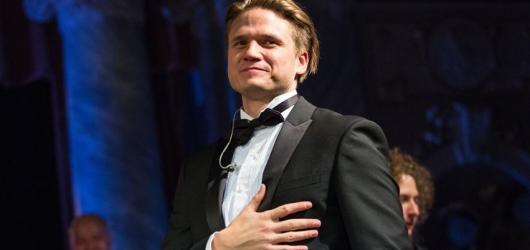 Ondřej Gregor Brzobohatý zahájí své Universum Tour třemi prosincovými koncerty