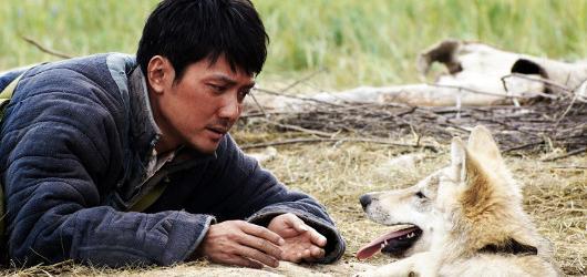 Totem vlka: poetický biják o lidech a nespoutané zvířecí duši