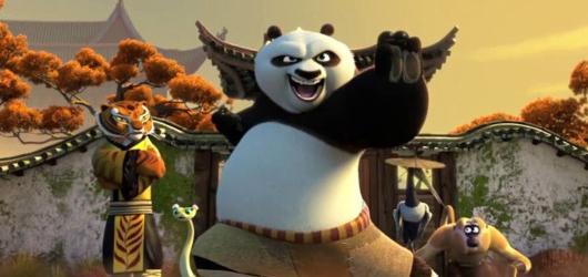 Kung Fu Panda 3: Bláznivě potrhlý boj s monstrózním býkem