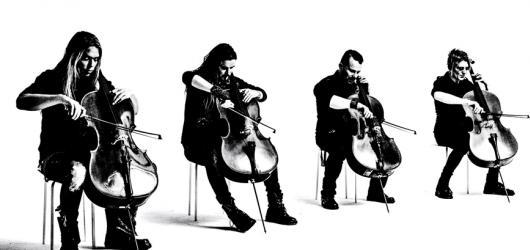 Apocalyptica přidává druhý pražský koncert. První je již vyprodaný