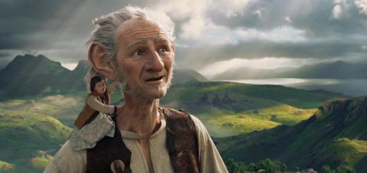 Obr Dobr: Dahlův odkaz ve Spielbergově podání