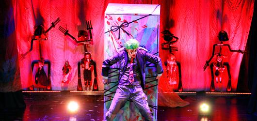 Divadlo Semafor uvedlo světovou premiéru sci-fi muzikálu Raye Bradburyho 2116