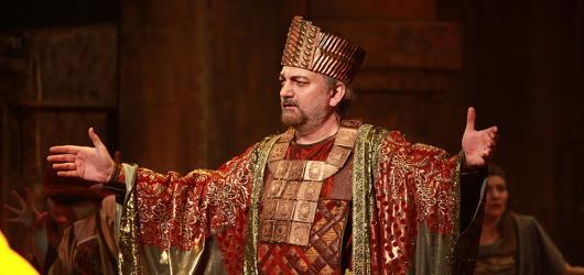 Sibyla, královna ze Sáby - výpravný muzikál o síle lásky a proroctví