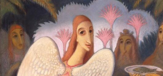 Šumění křídel andělů dorazilo do Olomouce