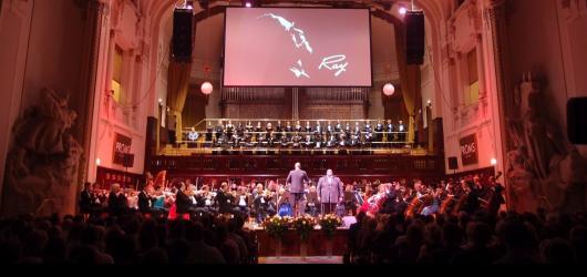 Festival Prague Proms rozezněl Obecní dům filmovými melodiemi