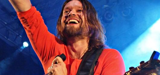 Kapela Kryštof vyjíždí na totálně vyprodané turné. Startuje v Táboře