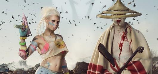 Jihoafričtí Die Antwoord zahrají již dnes ve Žlutých lázních
