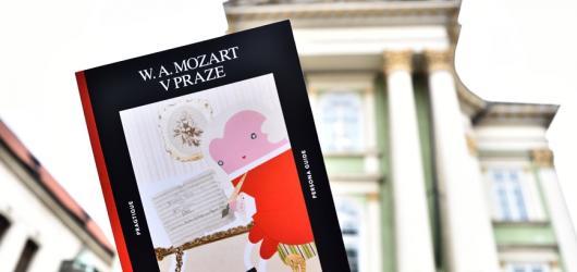 S Mozartem po Praze. Vydejte se po stopách slavného hudebního skladatele