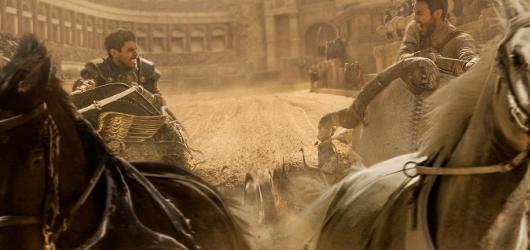 Ben-Hur: výpravný velkofilm od mistra kontroverzních filmů provokuje diváky i kritiku