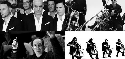 17 koncertů roku 2017: Rock, indie a filmové melodie. Do Česka se chystají Rammsteini, Depeche Mode i Hans Zimmer