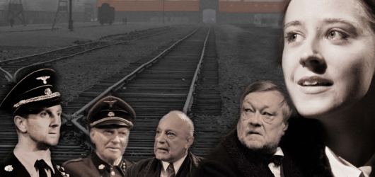 Vlak Lustig zaparkoval na nádraží Praha – Bubny. Opět s představením Modlitba pro Kateřinu Horovitzovou