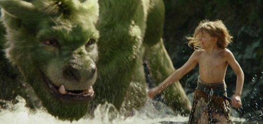 Můj kamarád drak: když si Tarzan pořídí zeleného kýchajícího draka