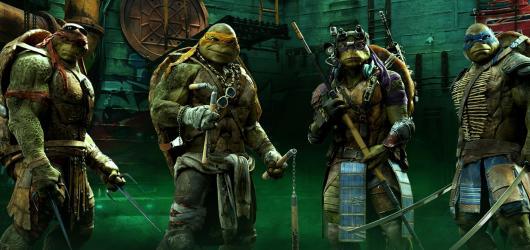 Želvy Ninja 2: superhrdinové, kteří neurazí ani nenadchnou