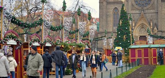 Vánoce 2016: jak si je zpestřit v hlavním městě