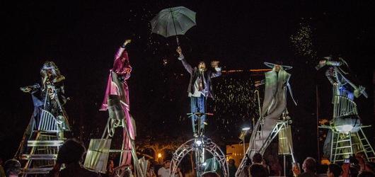 Živá ulice odstartuje tradičně divadelním blokem Za dveřmi je divadlo