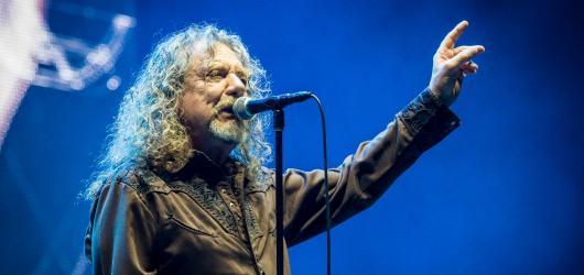 Report: Robert Plant v Plzni! (90 %)