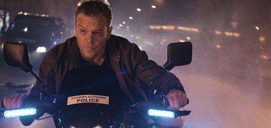 Jason Bourne: akční jízda se starým motivem