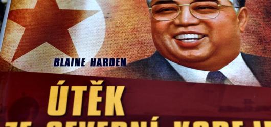 Nová kniha Útěk ze Severní Koreje popisuje osudy Kim Ir-sena i severokorejského dezertéra