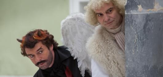 Anděl Páně se vrátí již v prosinci. S Trojanem, Dvořákem i Kerekes