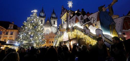 CNN sestavila žebříček deseti nejkrásnějších měst, kam se vydat o Vánocích. Na seznamu je i Praha!