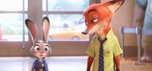 Zootropolis: králičí dobrodružství ve jménu zákona