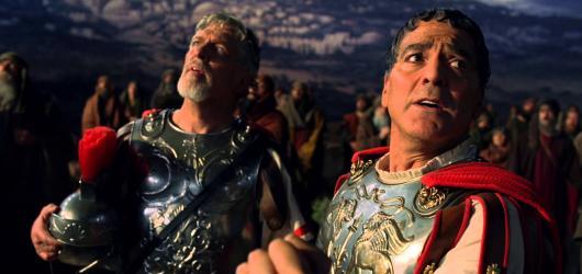Ave, Caesar!: satirická camea bratří Coenů
