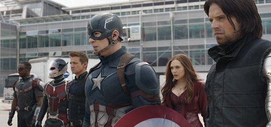 Captain America: Občanská válka startuje konflikt, který nezná poražených