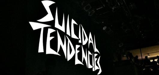 Kapela Suicidal Tendencies rozpálila publikum v Lucerna Music Baru