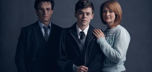 Osmý příběh kouzelníka Harryho Pottera bude divadelní hrou. Její přepis vyjde v češtině na podzim