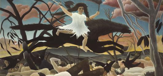 První výstava Celníka Rousseaua v tuzemsku se otevře již tento týden