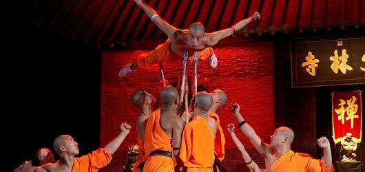 Mystičtí čínští mniši se vrací do České republiky. Představí své schopnosti Shaolin