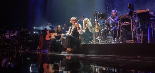 Hans Zimmer uváděl diváky do hudebního transu. Do Prahy dovezl své největší hity