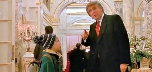 5 momentů Donalda Trumpa ve filmu a TV