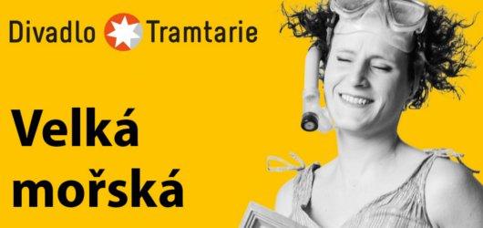 Olomoucké Divadlo Tramtárie uvedlo Drábkovu Velkou mořskou vílu