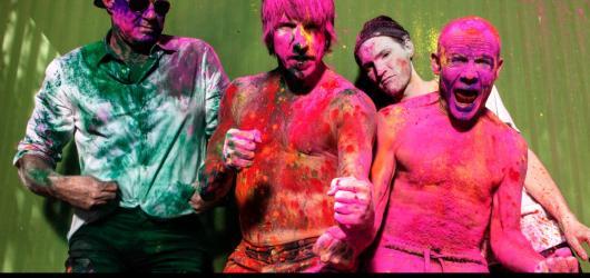 Kalifornská kapela Red Hot Chili Peppers v září zahraje v pražské O2 Areně