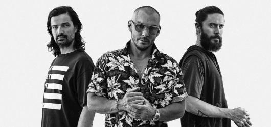 Thirty Seconds To Mars se vrací na evropská koncertní pódia. Vystoupí i v Praze