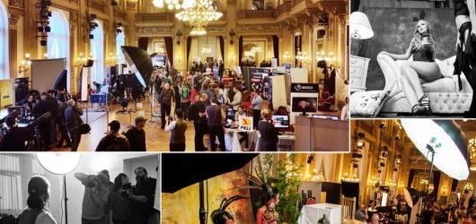 Veletrh a festival FOTOEXPO oslaví svůj pátý ročník! Láká na workshopy i půvabné modelky