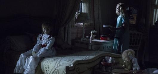 Annabelle 2: Zrození zla zčásti napravilo reputaci předešlého dílu, bez vady ale není