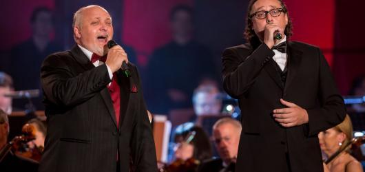 Karlín oslavil výročí českých muzikálů. Na galakoncertu překonaly i slávu těch světových