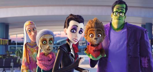 Příšerákovi se svezli na vlně Halloweenu a přinesli animované zklamání roku