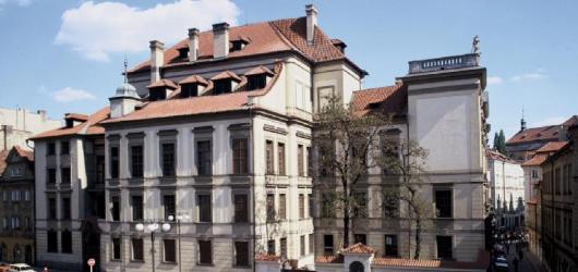 Mercedes-Benz Prague Fashion Week 2018 obsadí Clam-Gallasův palác