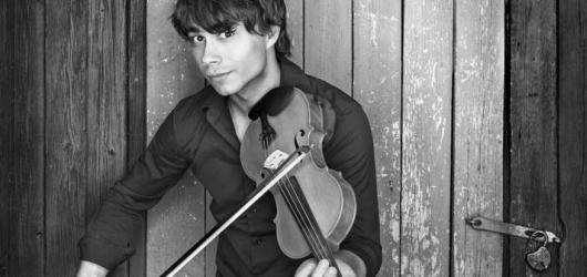 Alexander Rybak spojí síly s ostravskou filharmonií. Hned dvakrát potěší i české fanoušky