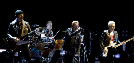 U2 brzy zahájí své velké turné! Do Evropy ale dorazí až v červenci