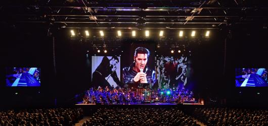 Do Prahy dorazí Elvis Presley! Na plátně a s bývalou manželkou Priscillou