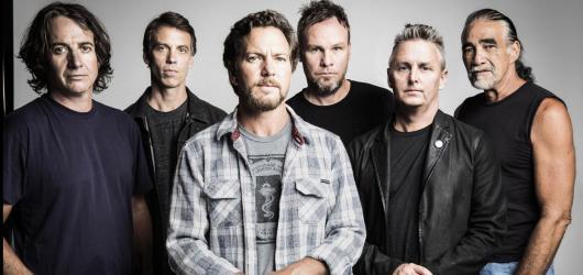 Pearl Jam se v červenci po šesti letech vrátí do Prahy