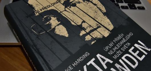 Špičkový špionážní román vycházející zcela z pravdivých události? To je příběh Edwarda Snowdena