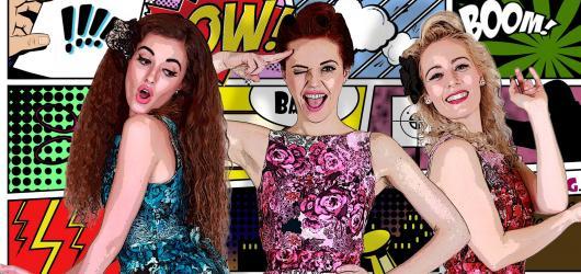Dívčí trio Free Budget má být novou českou popovou hvězdou