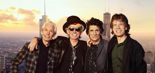 Rolling Stones ovládnou na pouhý jeden den česká kina