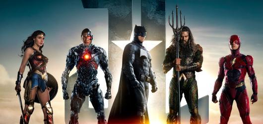 Liga spravedlnosti se dává dohromady, aby zachránila svět a svou trochu zpackanou pověst