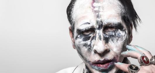 Marilyn Manson dorazí v listopadu do Prahy. Doveze i novou desku?